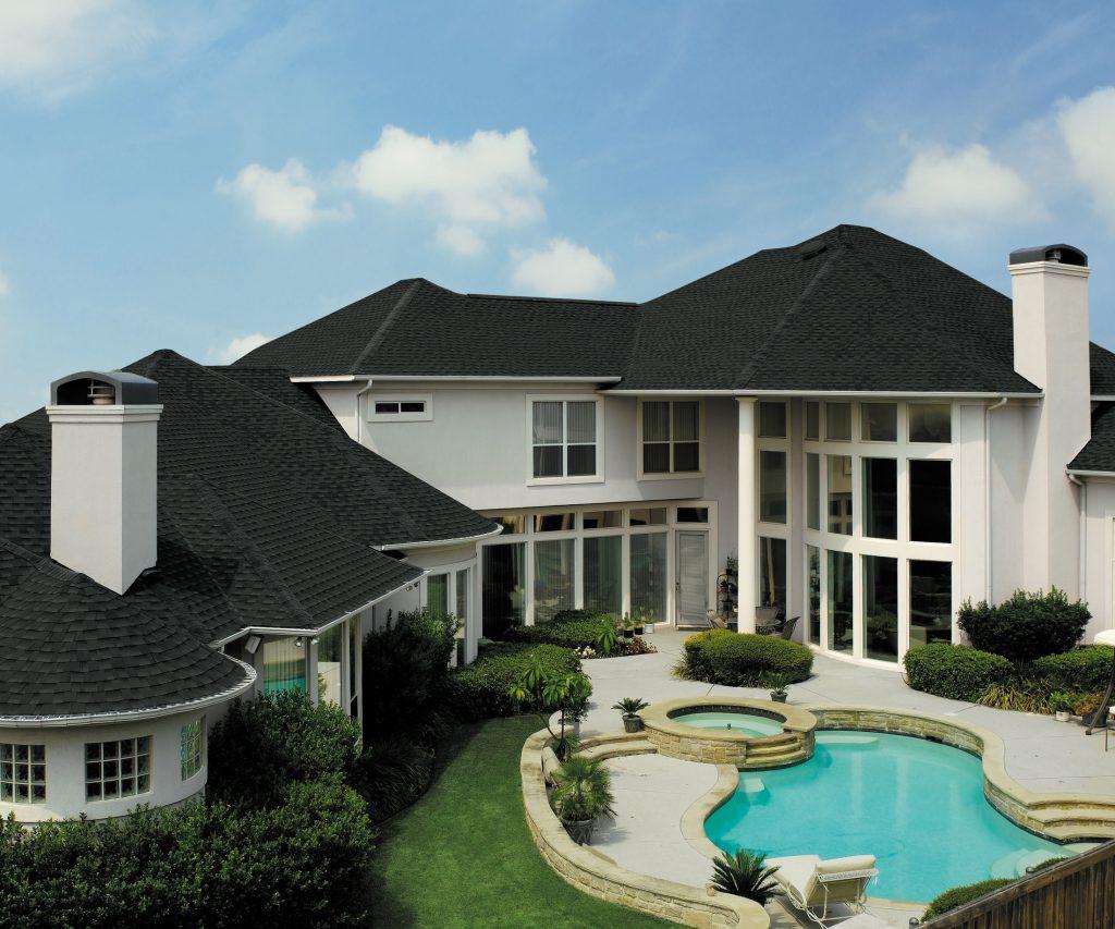 unique designer roofing shingles