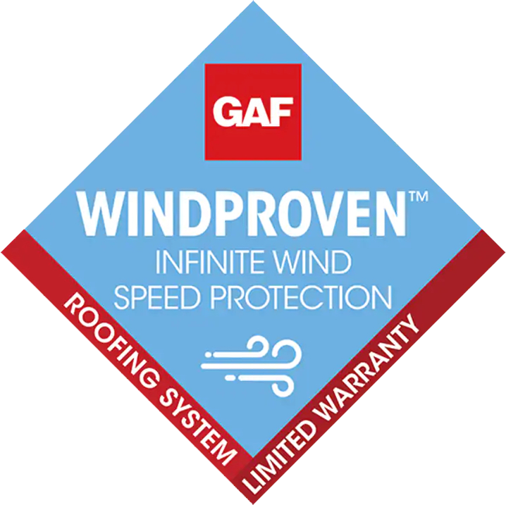 residential roofing company, windproven certified